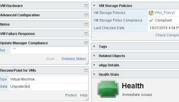 EMC Unity Sizer – Victor Virtualization