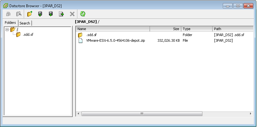 Upgrade vSphere 6 0 to 6 5 by Offline Bundle – Victor