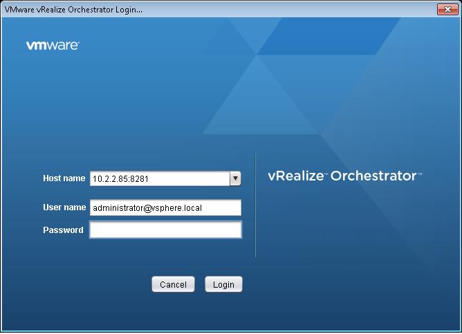 HPE 3PAR plugin for VMware vRealize Orchestrator – Victor
