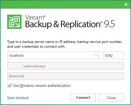 《Veeam's VMs Backup》