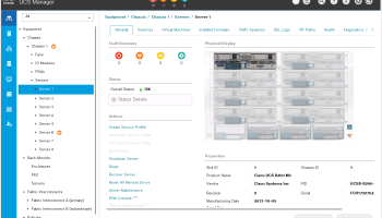 Cisco UCS Manager in HTML5 GUI – Victor Virtualization